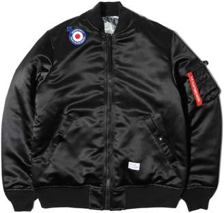Bedwin&the Heartbreakers Bedwin & the Heartbreakers MA-1 JACKET DUFFY