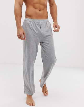 French Connection logo waistband cotton lounge pants