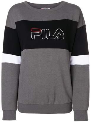Fila printed logo jumper