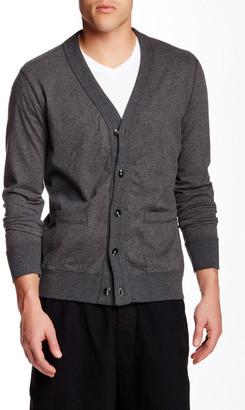 Mododoc Long Sleeve Cardigan $105 thestylecure.com