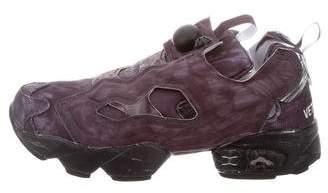Vetements Instapump Fury Sneakers w/ Tags