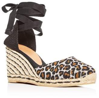 2e109fd7cb1 Castaner Women s Carina Ankle-Tie Platform Wedge Espadrille Sandals