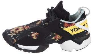 Y-3 Khona Low-Top Sneakers