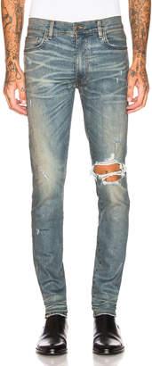 Amiri Glitter Broken Jean