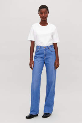 Cos 32 INCH WIDE LEG JEANS