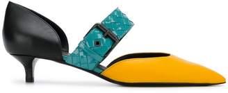 Bottega Veneta strap sandals