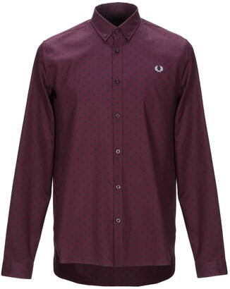 Fred Perry Shirts - Item 38850790TT