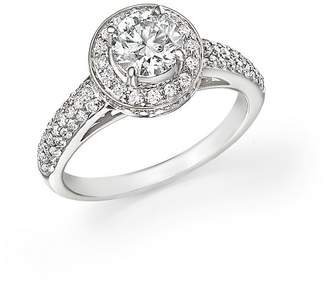 Bloomingdale's Diamond Engagement Ring in 14K White Gold, 1.70 ct. t.w. - 100% Exclusive