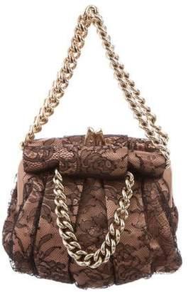 Christian Louboutin Lace Loubinette Bag