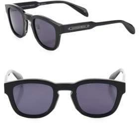 Alexander McQueen 57MM Gradient Sunglasses