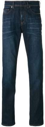 Neil Barrett faded jeans