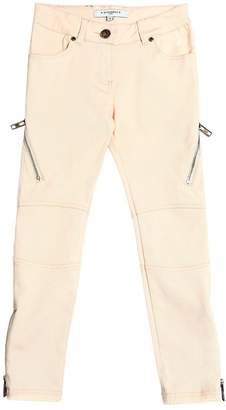 Givenchy Cotton Stretch Gabardine Pants