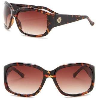 Vince Camuto 60mm Plastic Sunglasses