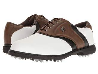 Foot Joy FootJoy Originals Cleated Plain Toe Twin Saddle