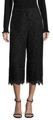 Kate Spade New York Embroidered Culotte