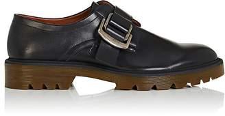 Givenchy Men's Cruz Leather Monk-Strap Shoes