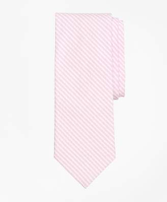 Brooks Brothers Seersucker Stripe Tie