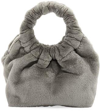 The Row Double Circle Small Handle Bag