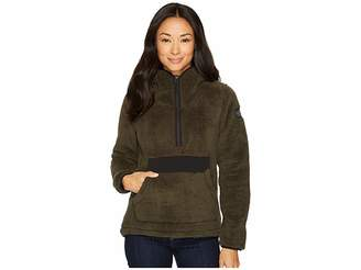 The North Face Campshire Pullover Hoodie (New Taupe Green