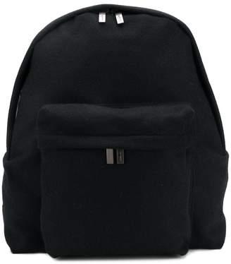 Yohji Yamamoto all round zip backpack