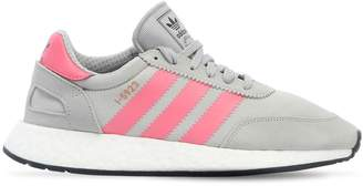 adidas I-5923 Jersey & Suede Sneakers