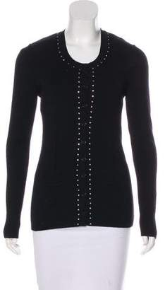 Sonia Rykiel Virgin Wool Cardigan Set