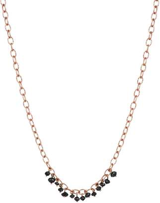 Black Diamond kismet by milka Pendant Necklace