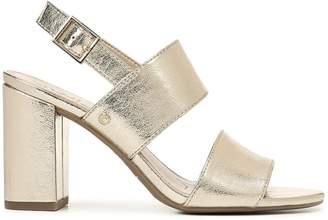 Sam Edelman Metallic Ankle-Strap Sandals