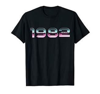 Born In 1982 Shirts 36th Birthday Year Old
