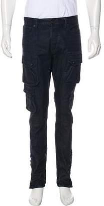 Ralph Lauren Black Label Skinny Utility Jeans