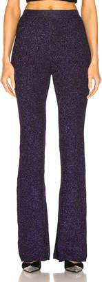 JoosTricot Flared Pants in Purple   FWRD
