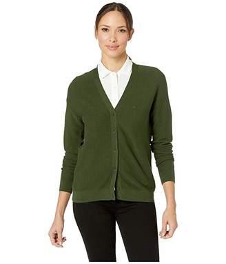 c98cc6f42c Lacoste Sweaters Women - ShopStyle