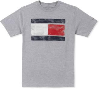 Tommy Hilfiger Boy's Flag Logo T-Shirt