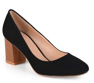 Journee Collection Amanda Women's Stacked High Heels $59.99 thestylecure.com
