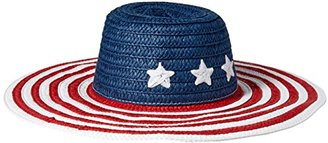 Collection XIIX Women's Americana Floppy Hat $32 thestylecure.com