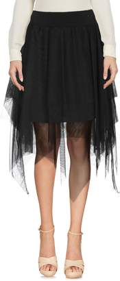 Fornarina Knee length skirts