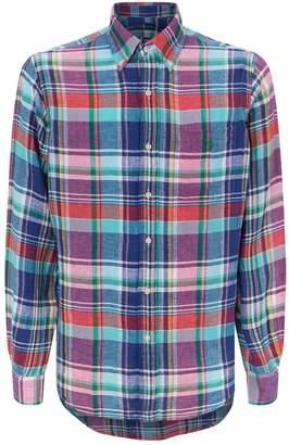 Polo Ralph Lauren Check Linen Shirt