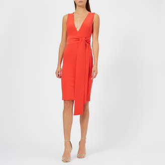 Bec & Bridge Women's Eva Plunge Dress