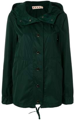 Marni fitted lightweight jacket