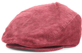 Made In Italy Corduroy Coppola Hat