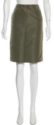 Michael Kors Pencil Knee-Length Skirt