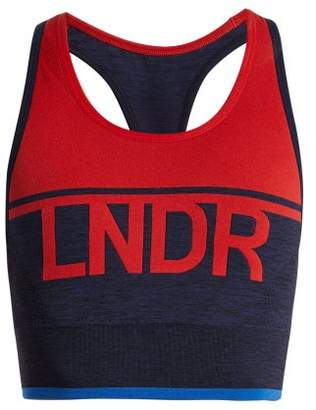 Lndr - A Team Performance Bra - Womens - Red Multi