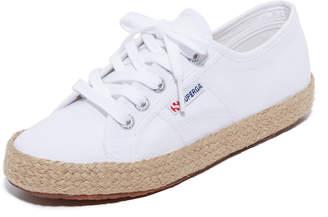Superga 2750 Cotu Espadrille Sneakers $75 thestylecure.com