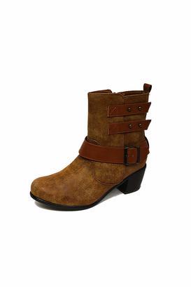 Dollhouse Trespass Short Boot $44.99 thestylecure.com