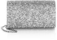 Judith Leiber Couture Crystal Rock Fizzy Shoulder Bag