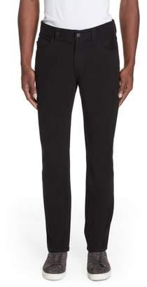 Emporio Armani Stretch Cotton Five Pocket Trousers