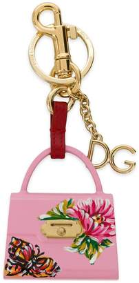 Dolce & Gabbana Welcome Tote keyring