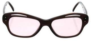Marni Tinted Square Sunglasses