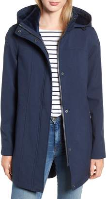 Kristen Blake Hooded Soft Shell Jacket