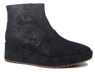 Antelope Side Zip Ankle Bootie